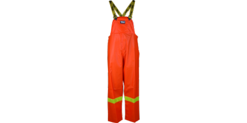 Pantalon Imperméable , Viking, orange