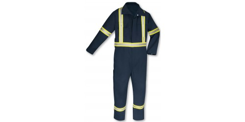 Coverall High visibility