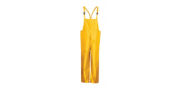 Pantalon Imperméable, jaune