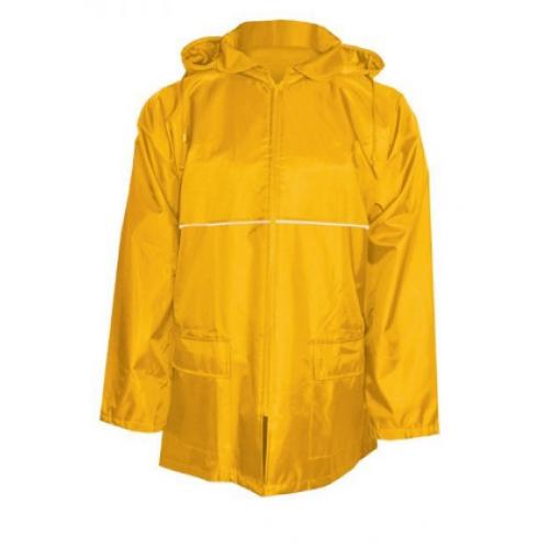 Manteau Imperméable, jaune