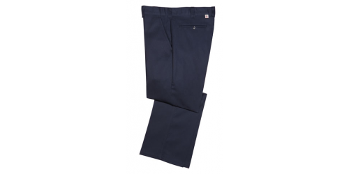 LOW RISE FIT WORK PANT