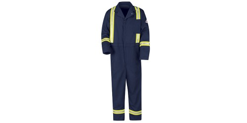 Classic Coverall - EXCEL FR® with reflective stripes
